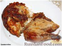 Фото приготовления рецепта: Цыплёнок таПака - шаг №18