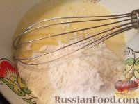 Фото приготовления рецепта: Блинчики с творогом - шаг №3