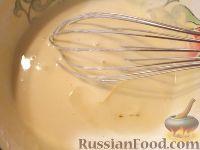 Фото приготовления рецепта: Блинчики с творогом - шаг №4