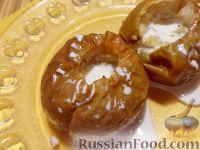 Фото приготовления рецепта: Яблоки, запеченные с медом - шаг №4