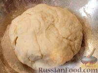 Фото приготовления рецепта: Лепешки по-домашнему - шаг №3