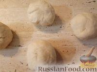 Фото приготовления рецепта: Лепешки по-домашнему - шаг №4