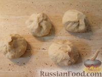 Фото приготовления рецепта: Лепешки по-домашнему - шаг №6