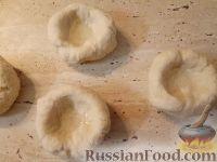Фото приготовления рецепта: Лепешки по-домашнему - шаг №5
