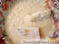 Фото приготовления рецепта: Бананы и яблоки в карамели - шаг №6