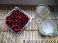 Фото приготовления рецепта: Морс клюквенный - шаг №1