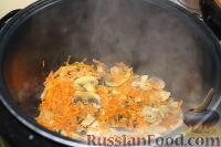 Фото приготовления рецепта: Ленивые пельмени (в мультиварке) - шаг №7