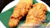 Фото приготовления рецепта: Куриные ножки в хрустящей панировке - шаг №7