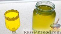Фото приготовления рецепта: Лимончелло (лимонный ликер) - шаг №6