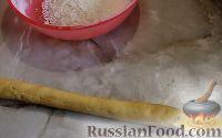 Фото приготовления рецепта: Кокосовое печенье с имбирем - шаг №7