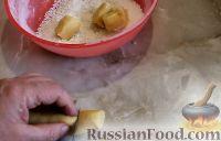 Фото приготовления рецепта: Кокосовое печенье с имбирем - шаг №8