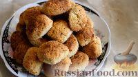 Фото приготовления рецепта: Кокосовое печенье с имбирем - шаг №11