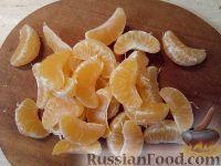 Фото приготовления рецепта: Цукаты из мандаринов - шаг №2