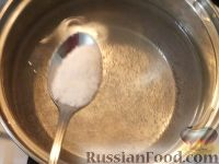 Фото приготовления рецепта: Тыква, запеченная с луком - шаг №3