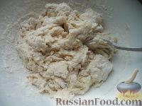 Фото приготовления рецепта: Пирог с квашеной капустой - шаг №4