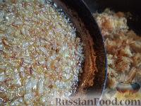 Фото приготовления рецепта: Пирог с квашеной капустой - шаг №10