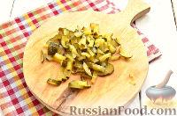 Фото приготовления рецепта: Салат из курицы, с ананасами и кукурузой - шаг №3