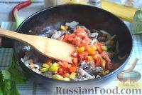 Фото приготовления рецепта: Лагман по-узбекски - шаг №8