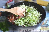 Фото приготовления рецепта: Лагман по-узбекски - шаг №10