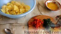 Фото приготовления рецепта: Фаршированная щука - шаг №7