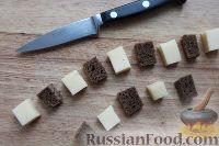 Фото приготовления рецепта: Базовое канапе для фуршета - шаг №3