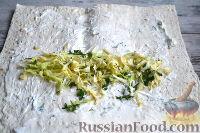 Фото приготовления рецепта: Шаурма с говядиной - шаг №10