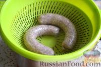 Фото приготовления рецепта: Домашняя колбаса - шаг №5