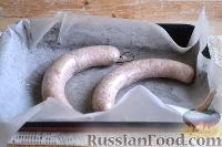 Фото приготовления рецепта: Домашняя колбаса - шаг №6
