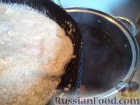 Фото приготовления рецепта: Суп из сушеных грибов с картофелем - шаг №9
