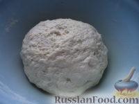 Фото приготовления рецепта: Рыбник с луком - шаг №9