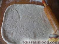 Фото приготовления рецепта: Рыбник с луком - шаг №13