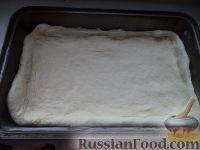 Фото приготовления рецепта: Рыбник с луком - шаг №14
