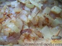 Фото приготовления рецепта: Рыбник с луком - шаг №16