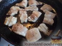 Фото приготовления рецепта: Тушеная капуста с рыбой - шаг №5