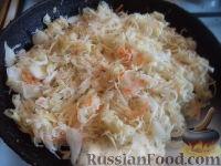 Фото приготовления рецепта: Вареники с капустой - шаг №6