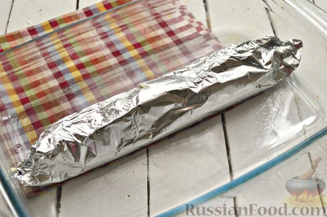 Запечь щуку в духовке целиком рецепт