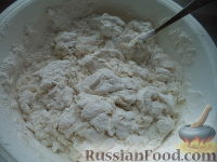Фото приготовления рецепта: Вареники с капустой - шаг №3