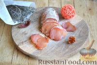 Фото приготовления рецепта: Бастурма из куриного филе - шаг №9