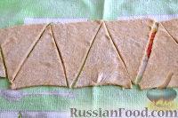 Фото приготовления рецепта: Тарталетки без формочек - шаг №8
