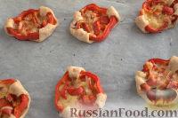 Фото приготовления рецепта: Тарталетки без формочек - шаг №11