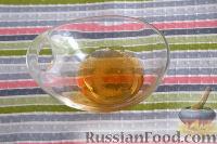 """Фото приготовления рецепта: Салат из морской капусты """"Японский"""" - шаг №6"""