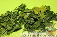 """Фото приготовления рецепта: Салат """"Грибная поляна"""" - шаг №2"""