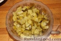 """Фото приготовления рецепта: Салат """"Грибная поляна"""" - шаг №3"""