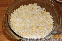 """Фото приготовления рецепта: Салат """"Грибная поляна"""" - шаг №12"""
