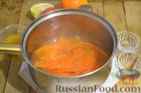Фото приготовления рецепта: Салат с ананасами и апельсинами - шаг №3