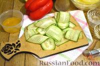 Фото приготовления рецепта: Салат с ананасами и апельсинами - шаг №4