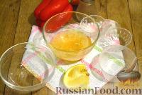 Фото приготовления рецепта: Салат с ананасами и апельсинами - шаг №8
