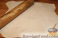 """Фото приготовления рецепта: Пирог """"Рождественский венок"""" - шаг №6"""