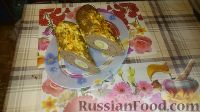 Фото приготовления рецепта: Мясной рулет с яйцом - шаг №14