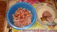 Фото приготовления рецепта: Солянка мясная - шаг №5